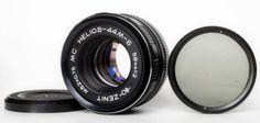 NEW HELIOS 44M-6 M42 58mm f/2.0 Soviet Lens for Zenit Pentax + polarizing filter #Zenit
