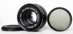 NEW HELIOS 44M-6 M42 58mm f/2.0 Soviet Lens for Zenit Pentax + polarizing filter #Zenit