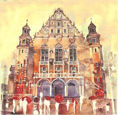watercolor architecture에 대한 이미지 검색결과