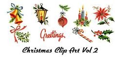 50's christmas clip art 50s retro christmas clipart clipart kid to download