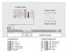 es200 wiring diagram connection scheme pinterest diagram and rh pinterest com