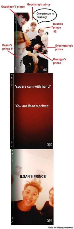 God save the Princes......