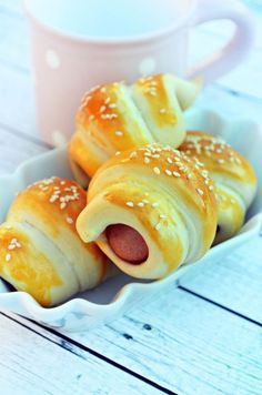 Hot Dog Buns, Hot Dogs, Eat Pray Love, Pizza, Bacon, Bakery, Food And Drink, Bread, Quesadillas