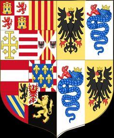 Felipe II Rey de España . Monarca de Milán de 1558 a 1580