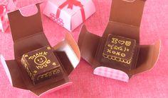 Send chocolaty messages with #Tirol Chocolates   White Rabbit Express
