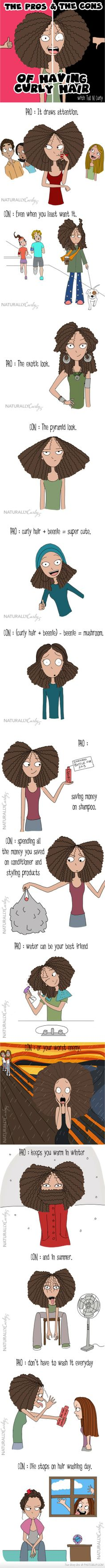 For All The Curly Hair Girls Like Me