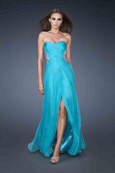 La Femme 18619 Prom Dresses