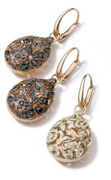Jewellery: Pomellato - Arabesque Orecchini - GF Luxury