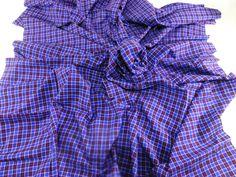 The Original African Masai Shuka Blanket Crafted Maasai Cloth Acrylic Fabrics For Making Bags Arusha Tanzania Masai Shuka Fabrics Gift NEW