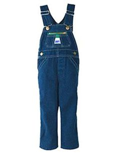 Walls Liberty Youth Washed Denim Bib Overalls 20 Navy: ulliCotton Denim Washed for Softness & Comfort/liliAdjustable Suspender Straps/liliTwo Hip Pockets/liliTwo Swing Front Pockets/liliZippered Fly on Larger Sizes Only/li/ul