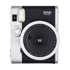 Latest Fujifilm Instax Mini 90 Instant Camera Neo Classic