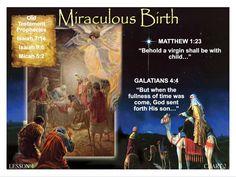 Bringing Men to Jesus – Miraculous Birth - Modern Isaiah 7, Son Of David, Apostolic Pentecostal, My Redeemer Lives, Christmas Bible, The Nativity Story, Tribe Of Judah, Christian World, Bible Pictures