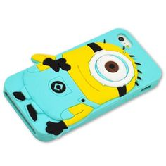 This Minion Phone Case From Amazon is Sure to Make Your Friends Jealous trendhunter.com