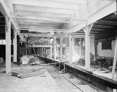 Brooklyn Bridge Station 1904
