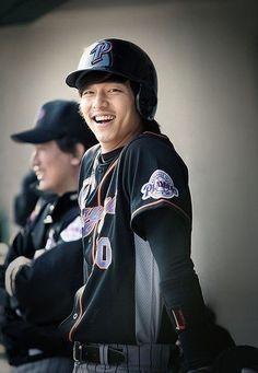 My second favorite sport is baseball-Gong yoo