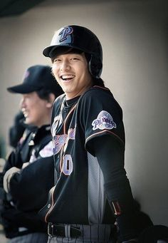 My second favorite sport is baseball-Gong yoo