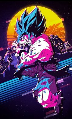 Dragon Ball Z, Dragon Ball Image, Cr7 Jr, Dbz Manga, Dbz Wallpapers, Character Art, Poster Prints, Posters, Anime Art