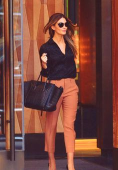 25 Trendy Office Outfit Ideas for Hot Days - GleamItUp