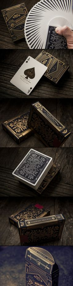 Creative and Luxurious Decks of Playing Cards