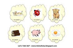 Let's Talk Speech-Language Pathology blog