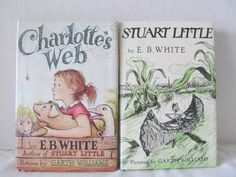 E.B.WHITE+BOOKS+by+CellarDeals+on+Etsy