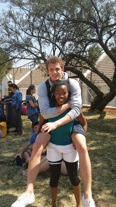Beautiful young interracial couple #love #wmbw #bwwm