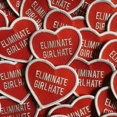 Eliminate girl hate