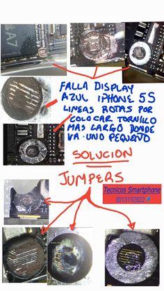 Iphone 5s, Apple Iphone, Smartphone, Iphone Repair, Blue Nails, Diy Electronics