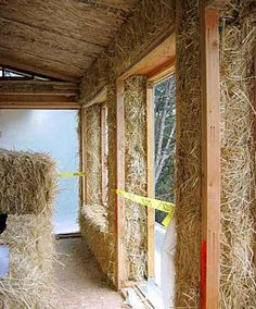 Straw Framing