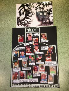 Mural Què et fa por? Social Emotional Activities, Literacy Activities, Activities For Kids, Teaching Emotions, Gestalt Therapy, Monster Book Of Monsters, Your Teacher, Emotional Intelligence, Storytelling