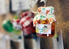 Amazingly small orange marmalade accessory ビックリするまで小さいなオレンジマーマレードアクセサリー Design Festa