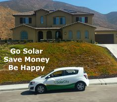 Go Solar Save Money Be Happy $0 gets you instant savings