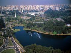 Ibirapuera, São Paulo #sp