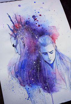 Starlight by Kinko-White.deviantart.com on @DeviantArt