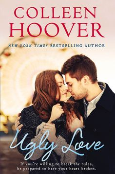 """Read """"Ugly Love"""" by Colleen Hoover available from Rakuten Kobo. When Tate Collins finds airline pilot Miles Archer passed out in front of her apartment door, it is definitely not love . Ugly Love Colleen Hoover, Good Books, My Books, Wedding Postcard, Fandoms, Laughing And Crying, Beautiful Book Covers, Book Boyfriends, Love Is Free"""