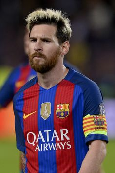 Barcelona's Argentinian forward Lionel Messi looks on during the UEFA Champions League football match FC Barcelona vs Manchester City at the Camp Nou stadium in Barcelona on October / AFP / JOSEP LAGO Lionel Messi Barcelona, Barcelona Soccer, Barcelona Vs Manchester City, Fifa Qatar, Messi World Cup, Argentina Football Team, Lionel Messi Wallpapers, Champions League Football, Messi And Neymar