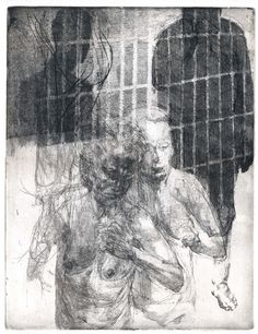 Etching on Behance