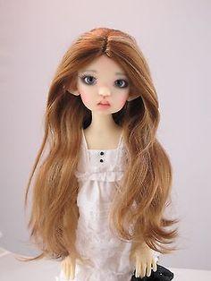 Monique-PRETTY-GIRL-Wig-Gld-Auburn-Gld-Straw-color-Size-8-9-BJD