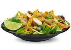 Cilantro Lime Glaze Recipe for Southwest Salad