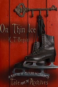 The latest podcast from the Ministry of Peculiar Occurrences is so very Canadian. On Thin Ice, Combat Boots, Archive, Ministry, Steampunk, Reading, Books, Products, Livros