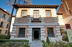 Casa natal, museo Cervantes