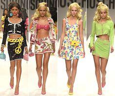 Moschino Spring/Summer 2015 Collection - Milan Fashion Week