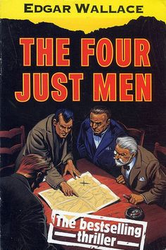 Four Just Men by Edgar Wallace - free #EPUB or #Kindle download from epubBooks.com