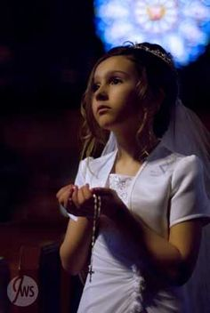 For the Occasion of Her First Communion photo