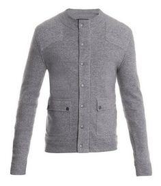 Rag & Bone Bergen Fine Merino Wool Jacket