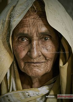 Faces of the World…  Anciana