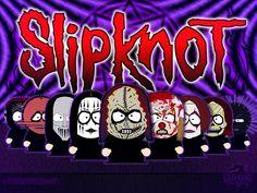 Slipknot South Park