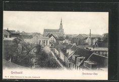 schöne AK Greifswald, Steinbecker-Thor 1906 | eBay