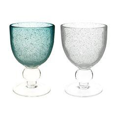 Assortiment de 6 verres bulles Polaire