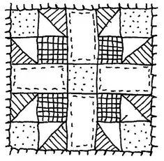black and white quilt pattern clip art Quoteko com Clip art Quilt patterns Pattern drawing